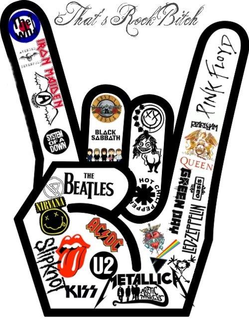 N.e.r.d Band Logo Camiseta Dia Mu...