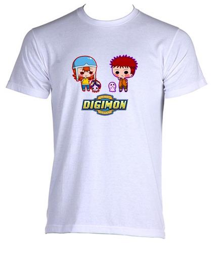 camiseta digimon - anime - 019 - p ao gg
