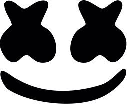 Camiseta Dj Marshmello Estampa Perfeita Capacete Marshmallow