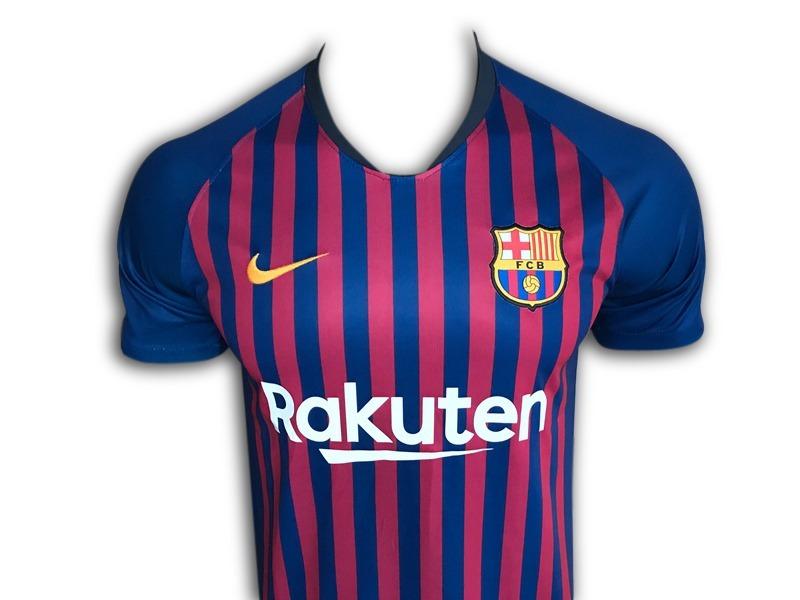 d2d84263682fe camiseta do barcelona 18 19 - frete   personalização grátis! Carregando  zoom.
