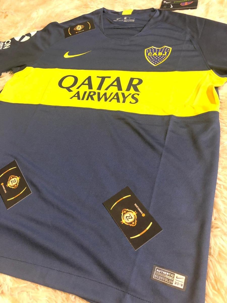 3281eb8d40250 camiseta do boca juniors 2018 + frete grátis para o brasil. Carregando zoom.