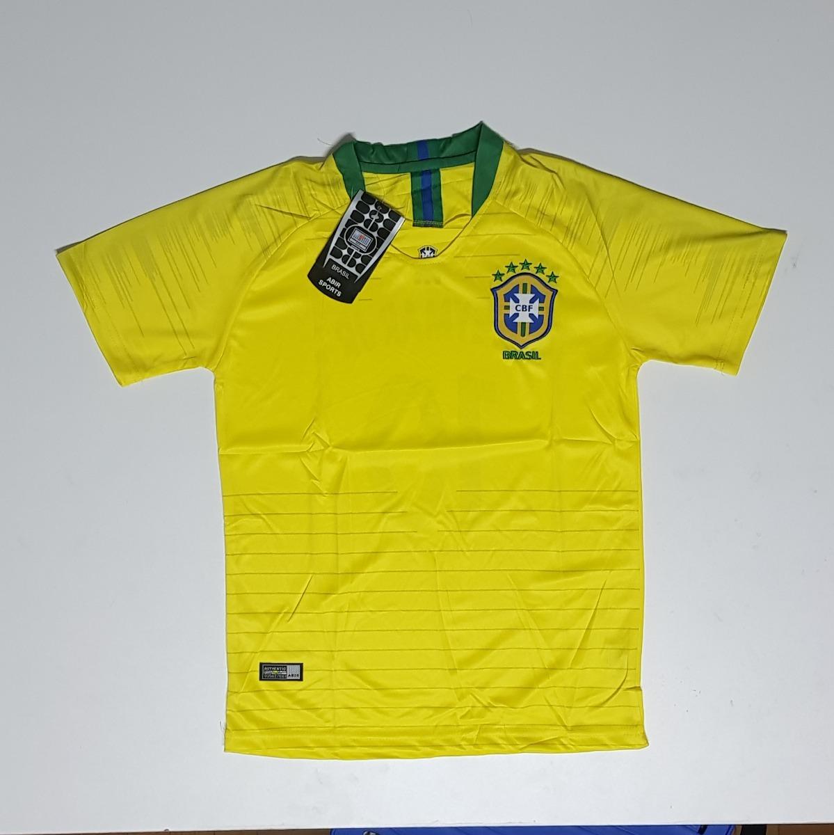 4ba8da6e5c camiseta do brasil oficial original 2018. Carregando zoom.