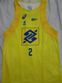 bb856622a32 Camiseta Oficial Volei Praia - Esportes e Fitness no Mercado Livre Brasil