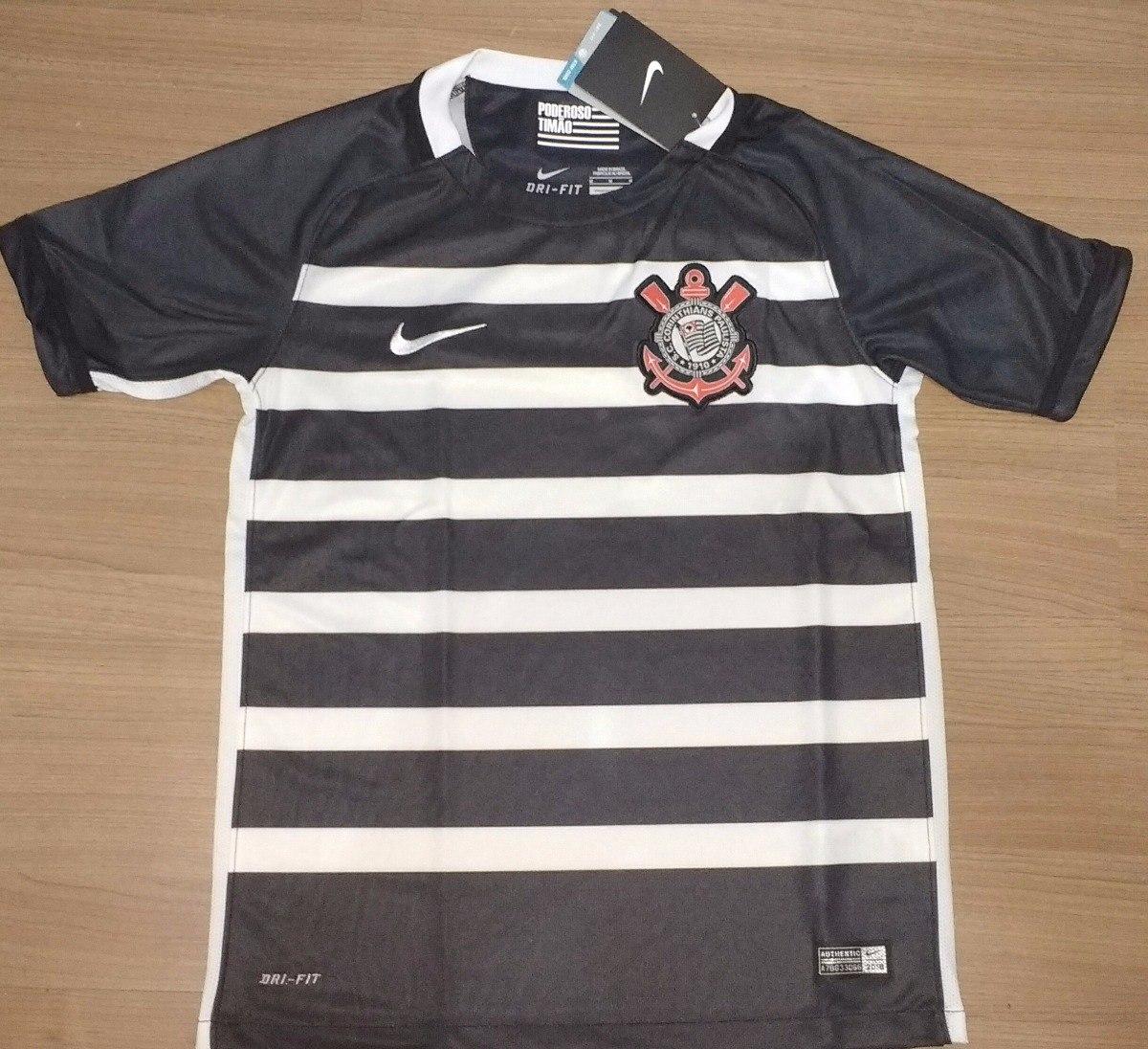 camiseta do corinthians feminina 100%original nike. Carregando zoom. 22133bdeefa0c
