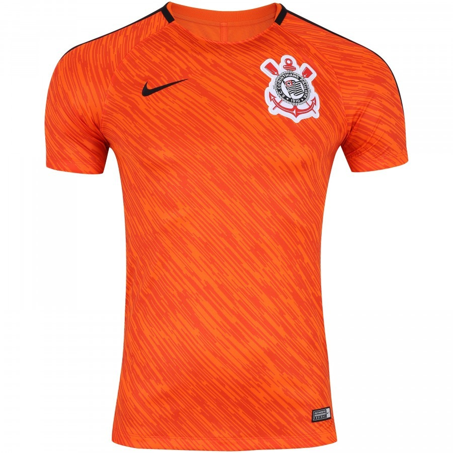7bca82c577799 camiseta do corinthians laranja feminina (personalizada). Carregando zoom.