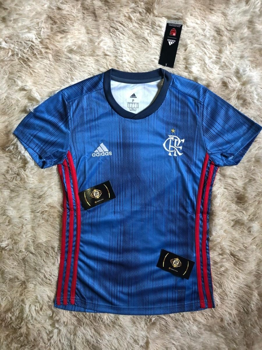 aa8734bd60416 camiseta do flamengo feminina 2018 - promoção pra elas. Carregando zoom.