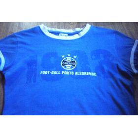Camiseta Do Grêmio Foot-ball Porto Alegrense - Oficial