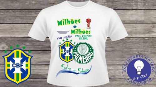 7980efc0db Camiseta Do Palmeiras (copa Do Mundo) A392 - R  33