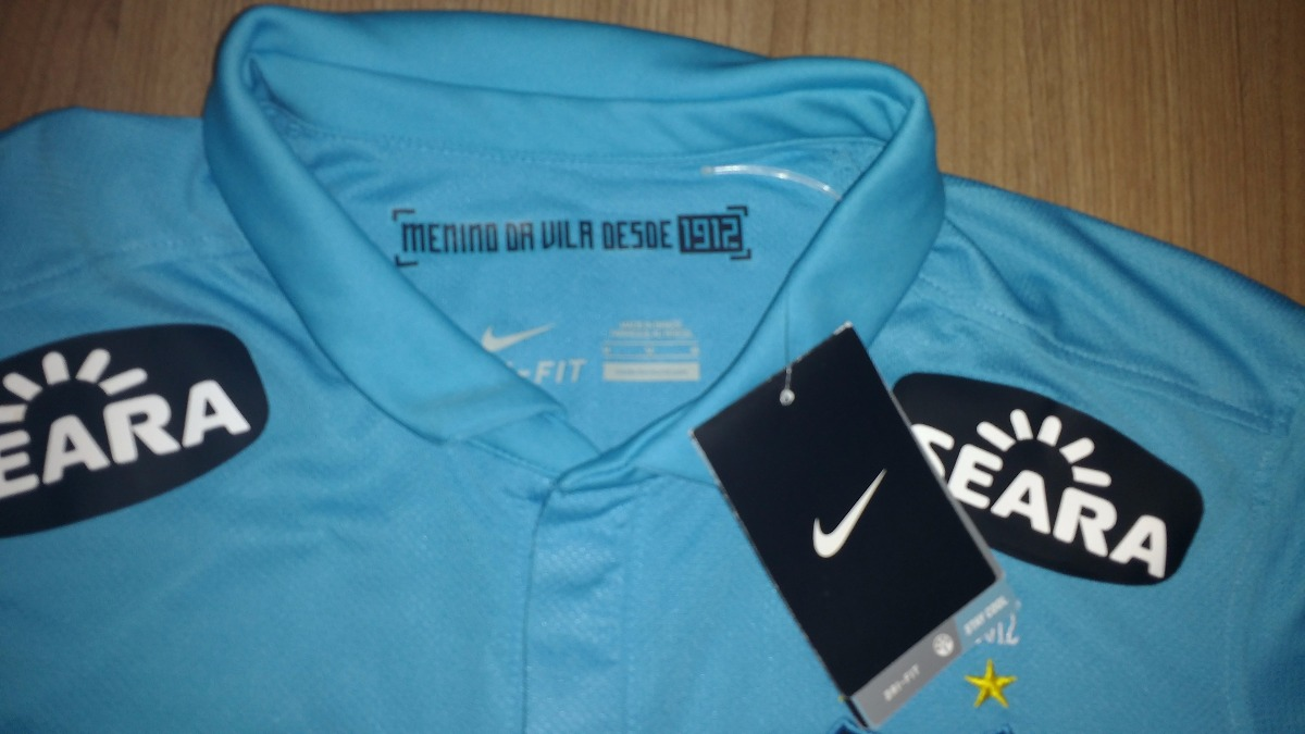 camiseta do santos centenário neymar frete grátis veja vídeo. Carregando  zoom. 8ecb0e3e4d0d1