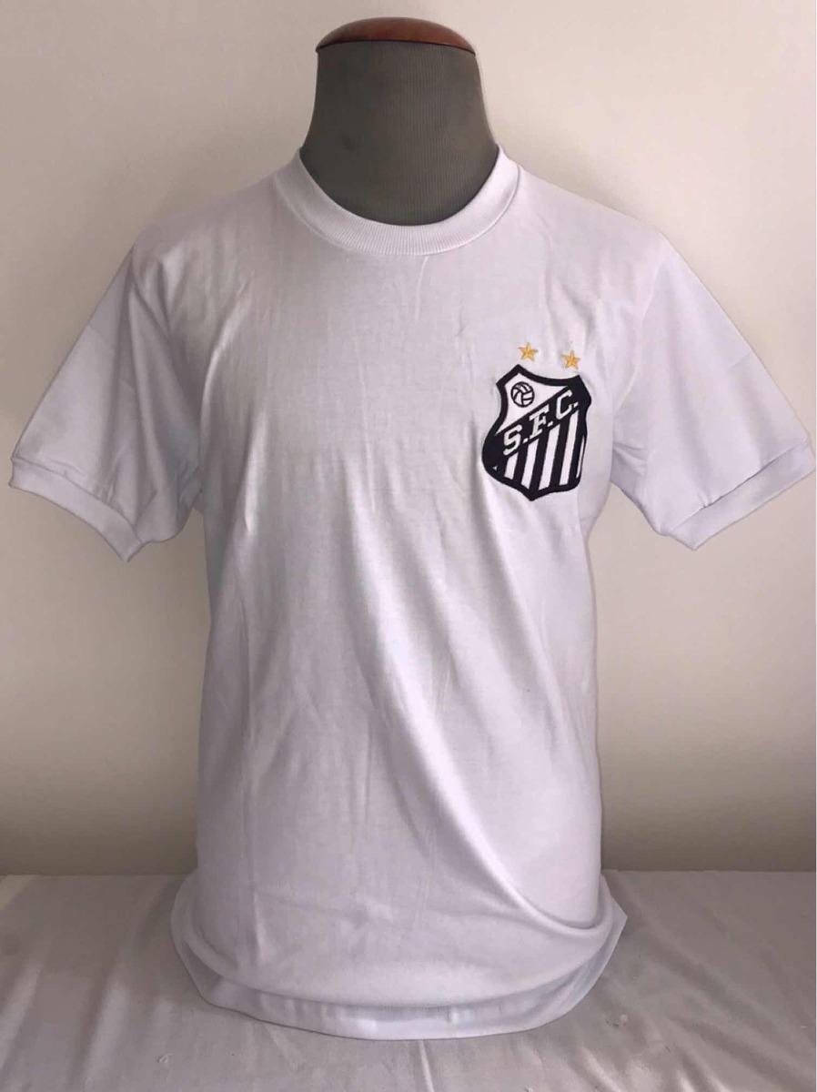 aac7c9ffed camiseta do santos retro original athleta + autenticidade. Carregando zoom.