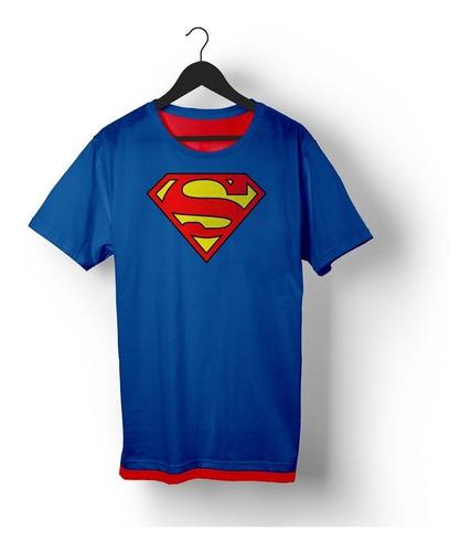 camiseta do superman