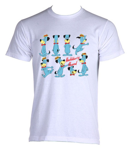 camiseta don dom pixote the huckleberry hound show 07