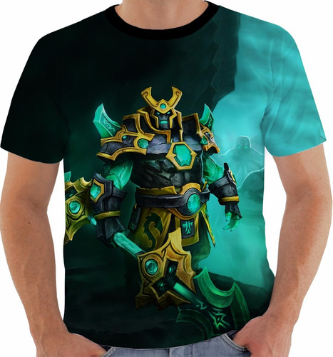 camiseta dota 2 - earth spirit - games
