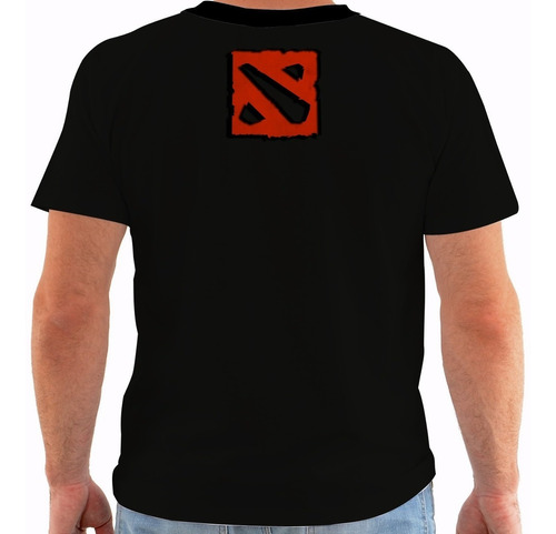 camiseta dota 2 - earthshaker - games