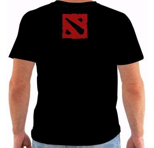 camiseta dota 2 - ember spirit - games m382