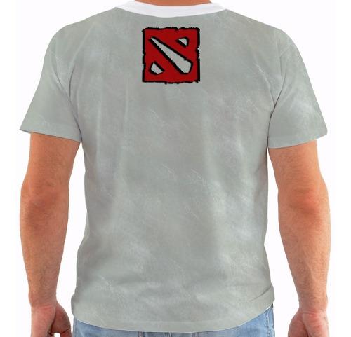 camiseta dota 2 - tusk - games m186