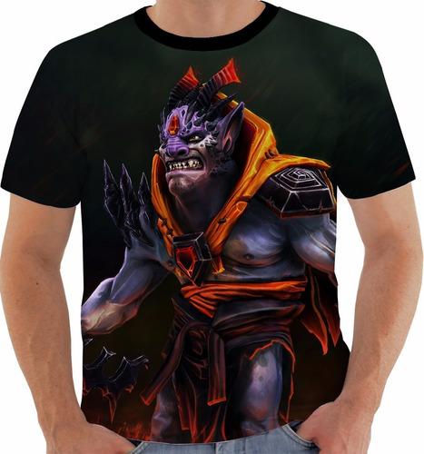 camiseta dota - lion - games m366