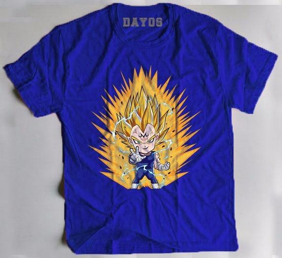 Camiseta Dragon Ball Desenho Naruto Infantil Camisa Algodao