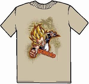 camiseta dragon ball gt talla l -  entrega inmediata