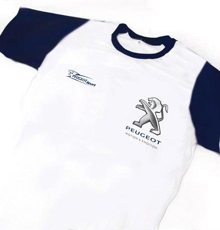 5c5d322559 Camiseta Dry Fit - Peugeot Sport - Es122 - R  55