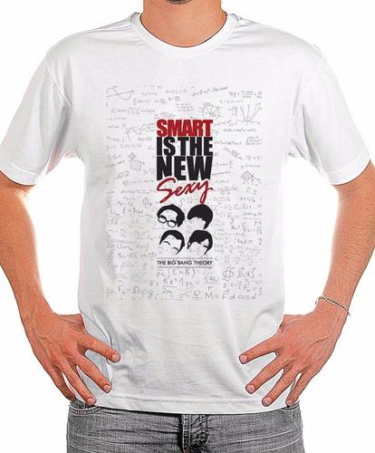 camiseta e almofada big bang theory