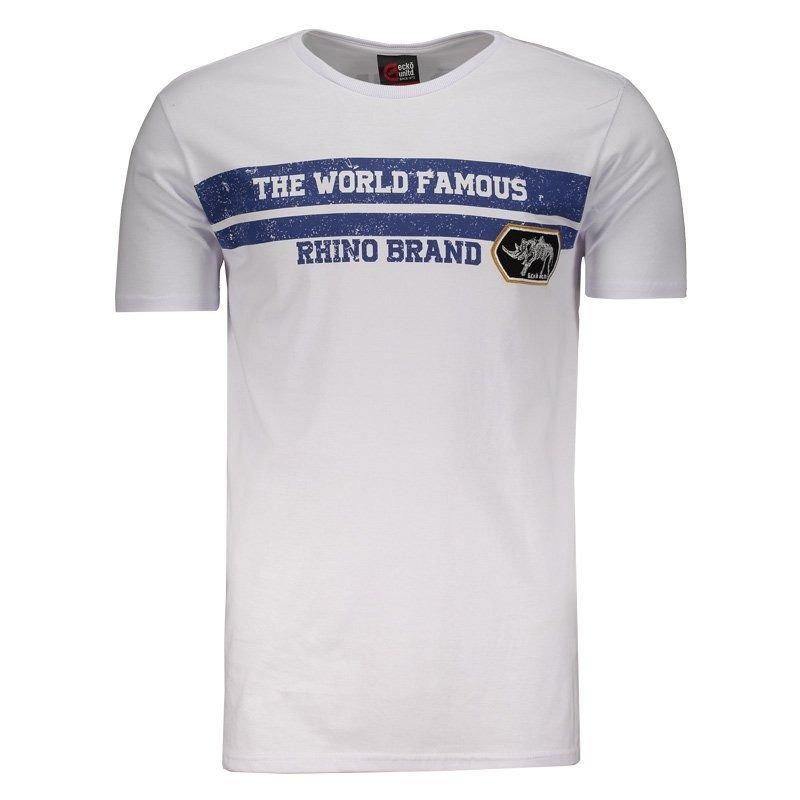 9791aa7acb2 camiseta ecko especial branca. Carregando zoom.