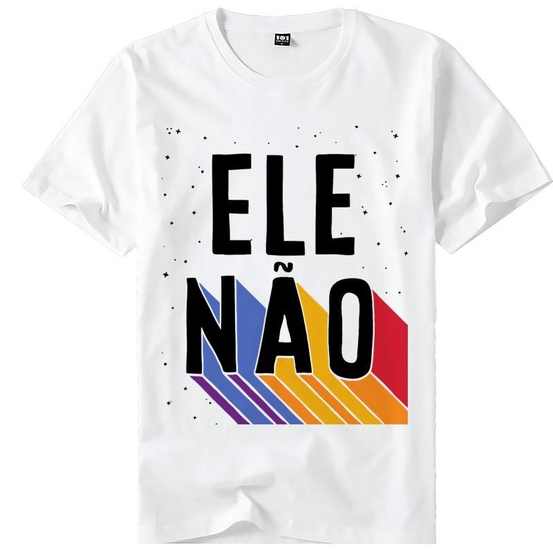08b86a61a2419 Camiseta Ele Não Ele Nunca Anti Bolsonaro  elenao Instagram - R  29 ...