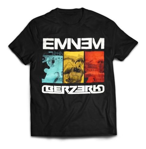 camiseta eminem importada rock activity talla l