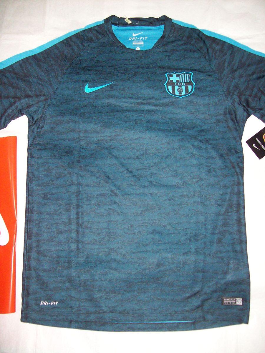 Camiseta Entrenamiento Barcelona Nike 100% Original 548606fad01