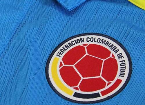 camiseta entrenamiento de colombia 2015