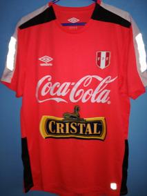 6705ca275 Camiseta Perú Entrenamiento - Camisetas de Perú de Fútbol en Mercado Libre  Perú