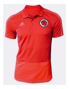 45853451c7 Camiseta Seleccion Colombia 2018 Roja - Camisetas de Selecciones Hombre  Colombia en Bogotá D.C. en Mercado Libre Colombia