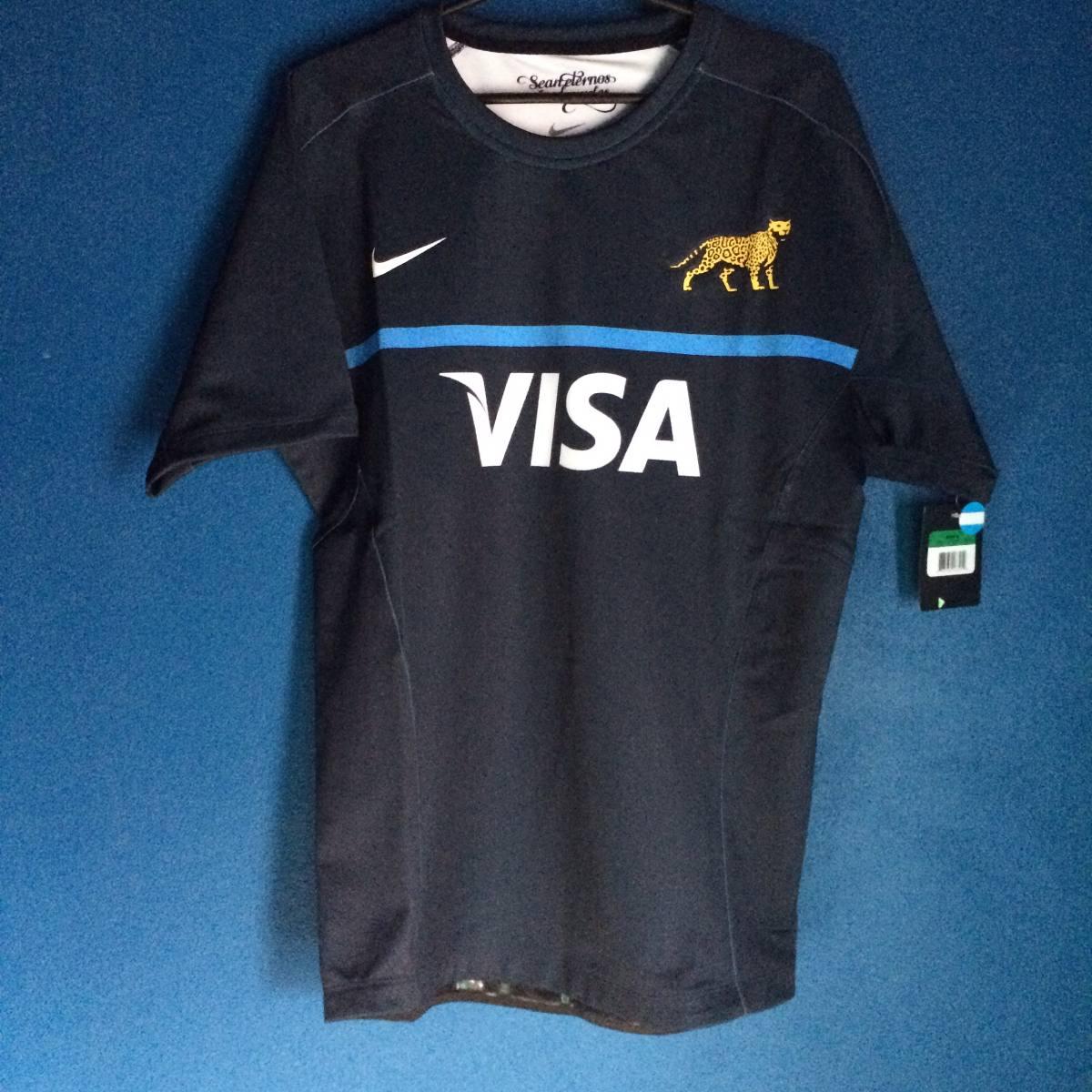 Original En 00 Nike 100 Entrenamiento Camiseta Uar Pumas 800 wX8aFq4x