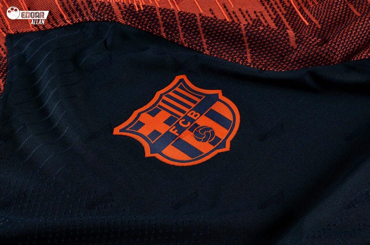 Camiseta Entreno Barcelona Aeroswift Version Jugador Messi -   159.900 en  Mercado Libre 1c279ec25dc