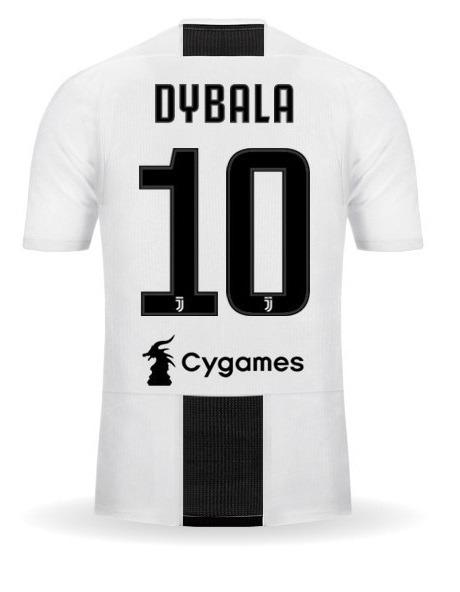 4fb02e248c Camiseta Equipo Italia Titular 2019 Paulo Dybala -   2.099