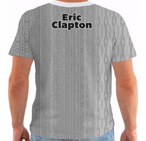 camiseta eric clapton concert poster usa&europa tour pb m237