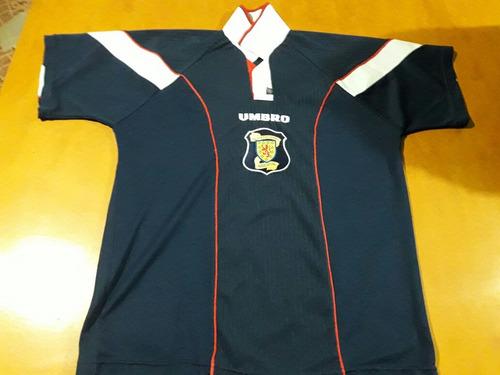 camiseta escocia umbro 1998