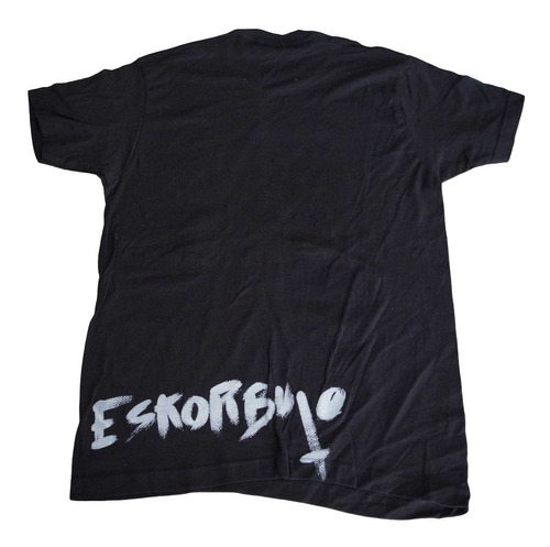 camiseta eskorbuto rock activity importada talla m