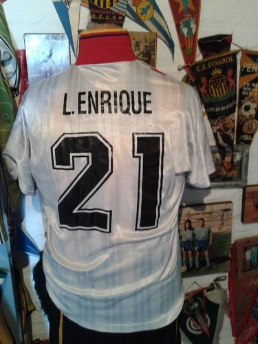 camiseta españa adidas luis enrique1994 talle l original