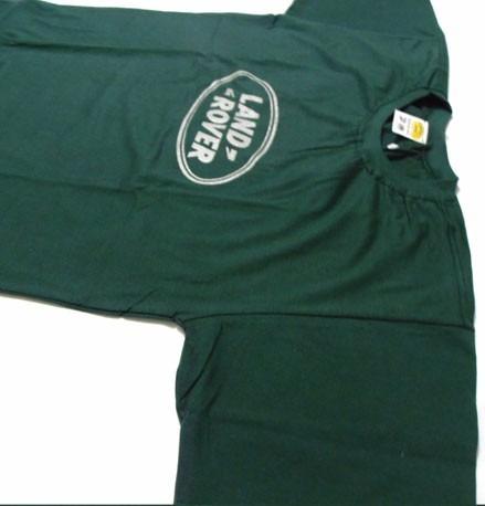 camiseta - estampa land rover - fr048