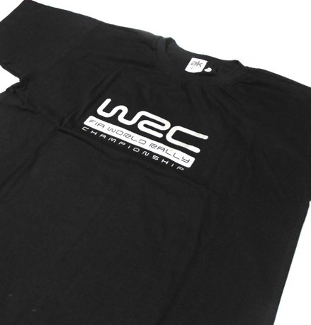 camiseta - estampa wrc fia world rally - fr053