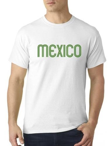 camiseta estampada mexico