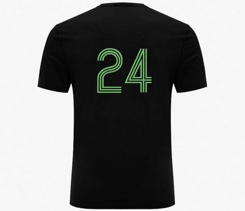 camiseta estampada méxico futbol con número