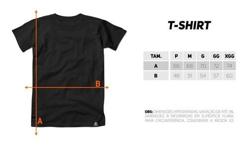 camiseta estampada operações especiais armas | preta - atack