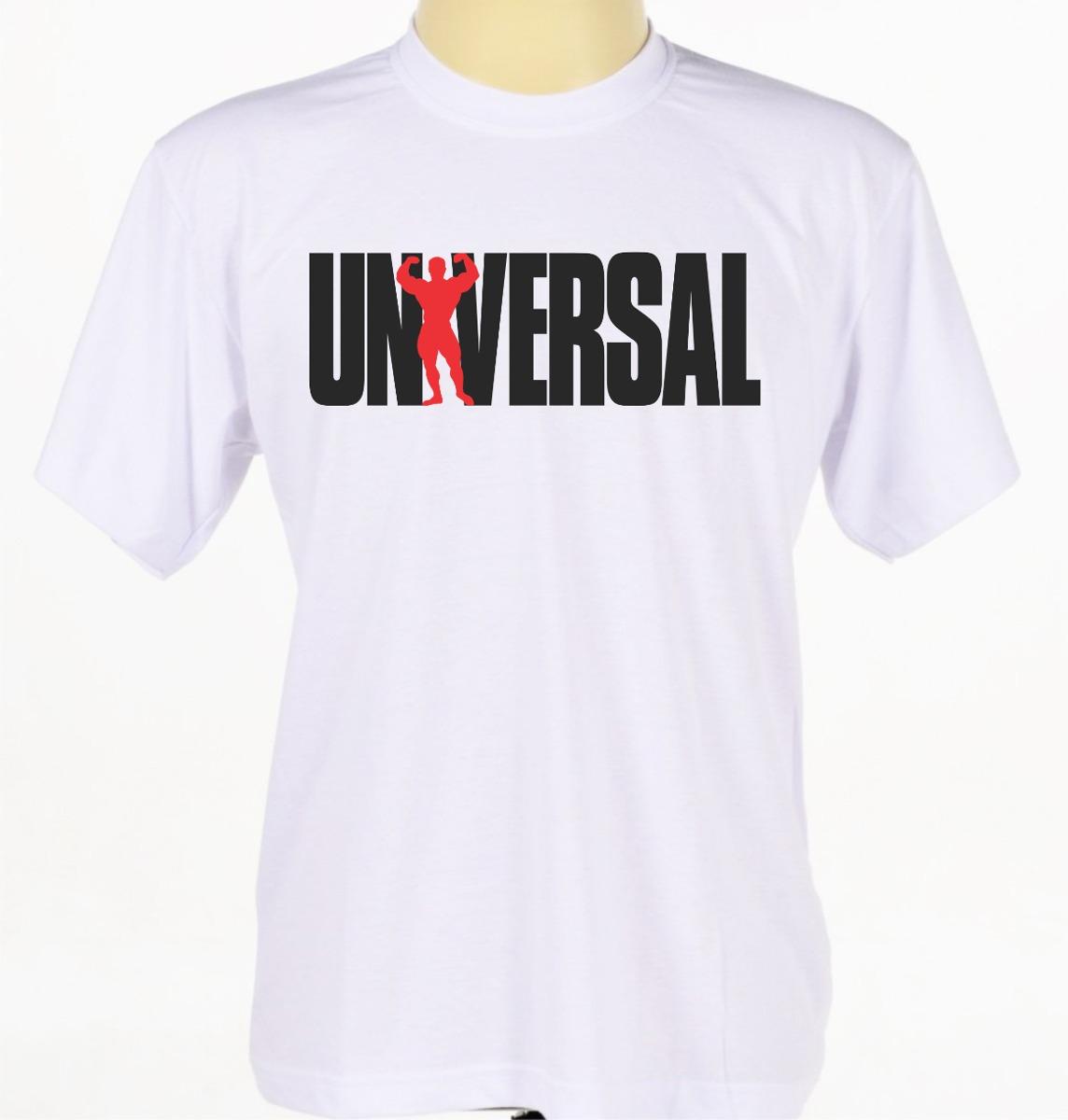 f3a33f849 camiseta estampada personalizada academia universal camisa. Carregando zoom.