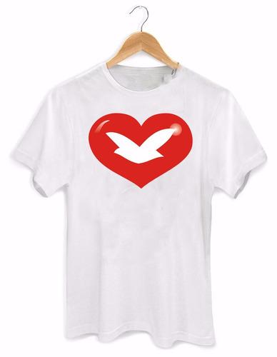 camiseta estampada unissex igreja universal 1