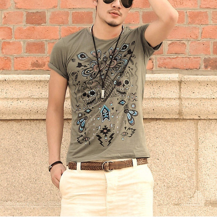 165a29432012f Camiseta Estilo Urbano Casual Ropa Importada Envio Gratis -   41.000 ...