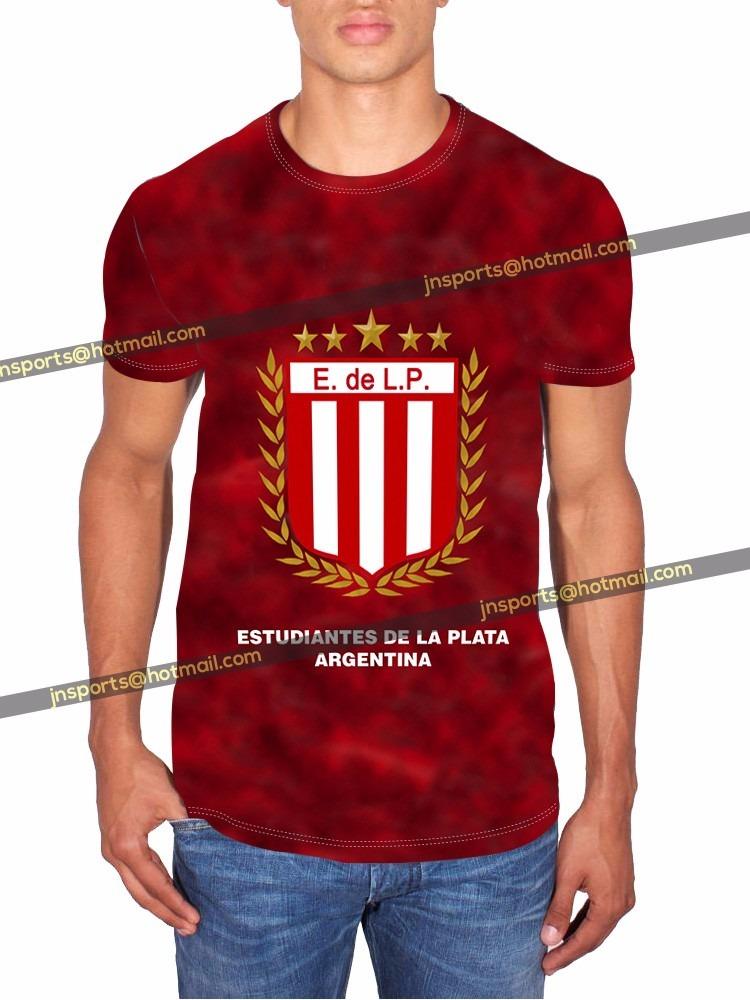 Camiseta Estudiantes. Remeras Futbol -   370 893850940a5bd
