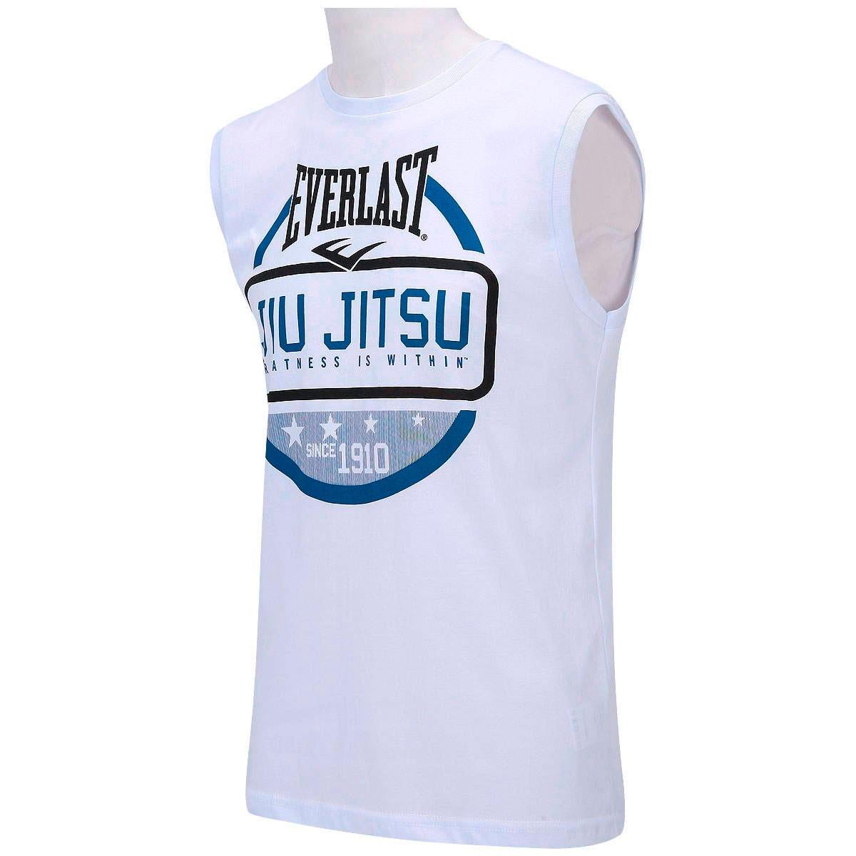 camiseta everlast jiu jitsu mma greatness regata. Carregando zoom. ee0b537f1eca8