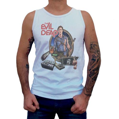 camiseta evil dead